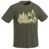 Hunting T-shirt - Green
