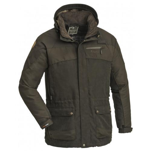 Prestwick exclusive jakke - Suede Brown