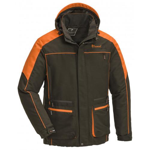 Wild Boar extreme jakke - Suede Brown/Orange