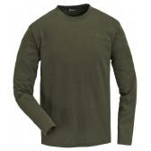 Langærmet t-shirt 2-pack - Green