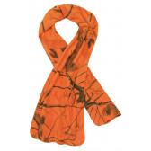 Camou Microfleece scarf - AP Blaze