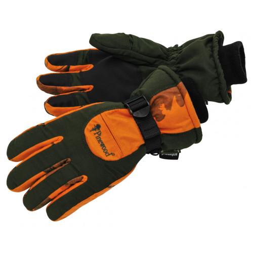 Winter handsker - MossGreen/AP Blaze
