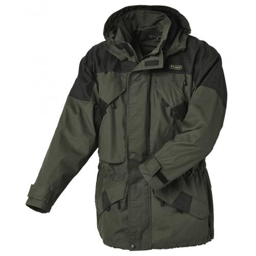 Lappland Extreme jakke - MossGreen/Black