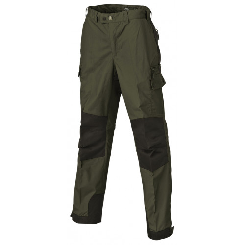 Lappland outdoor bukser - MossGreen/Black