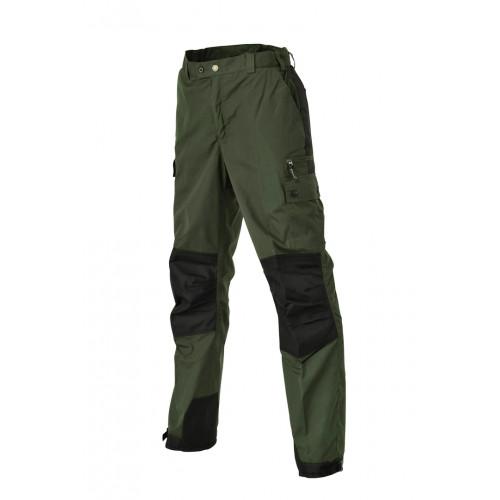 Lappland outdoor bukser - MidGreen/Black