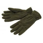 Samuel fleece handsker - Hunting Green