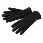 Samuel fleece handsker - Black