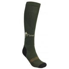 Drytex Høj strømper - Green/Dark Brown