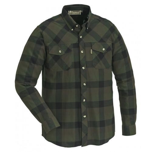 Lumberjack Skjorte - Green/Black