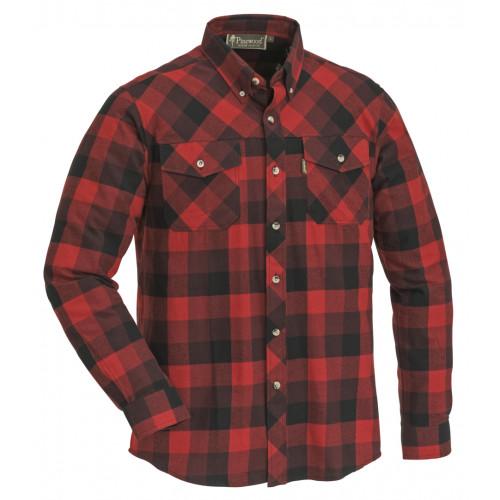 Lumberjack Skjorte - Red/Black