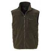 Utah Fleece Vest - Hunting Green