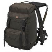 Hunting 35 L backpack - Suede Brown