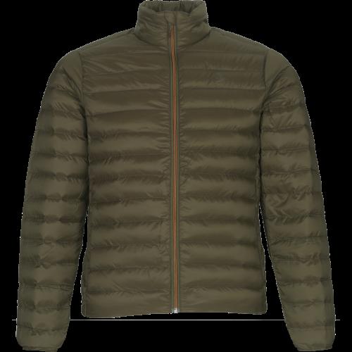 Hawker quilt jakke - Pine green Jagttøj