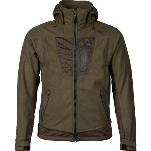 Climate Hybrid jakke - Pine green