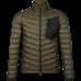 Climate quilt jakke - Pine green