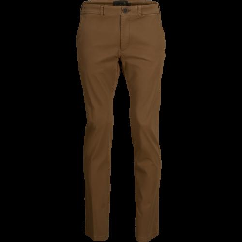 Woodcock Casual bukser - Classic brown