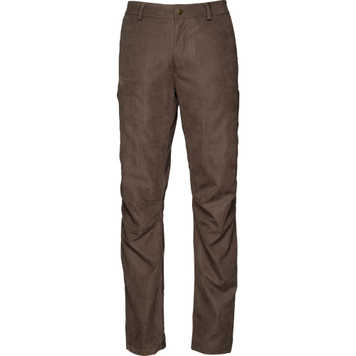 Tyst bukser - Moose brown