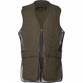 Skeet light vest - Pine green