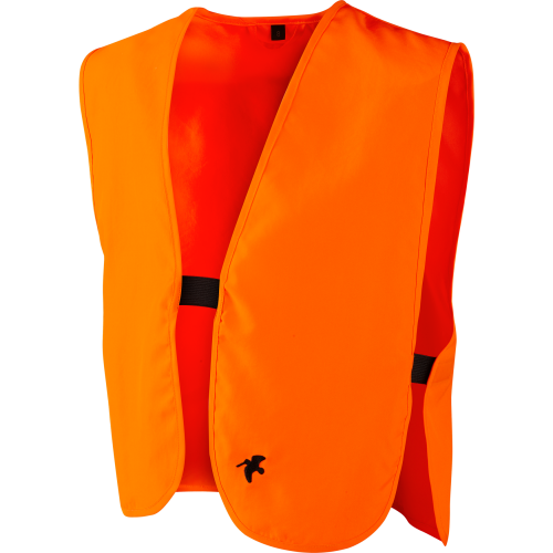 Fluorescerende Kids vest - Fluorescent orange
