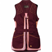 Skeet II Lady vest - Bitter chocolate