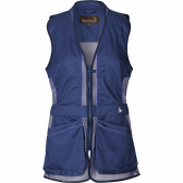 Skeet II Lady vest - Patriot blue