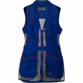 Skeet II Lady vest - Sodalite Blue