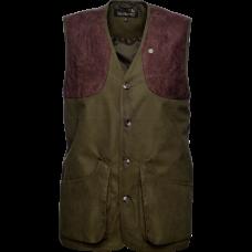 Woodcock II vest - Shaded olive