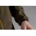 Hawker full zip fleece - Pine green