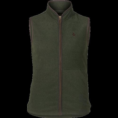 Woodcock fleece vest - Classic green