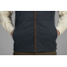 Woodcock fleece vest - Classic blue