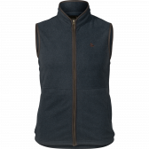 Woodcock fleece vest - Classic blue