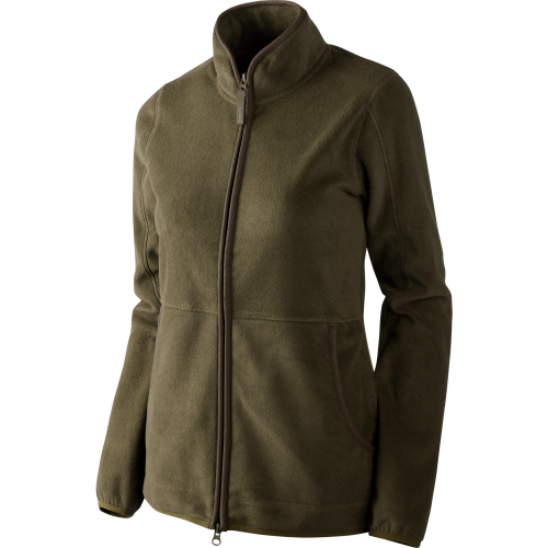 Bolton Lady fleece - Pine green