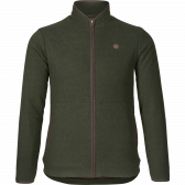 Woodcock Advanced fleece - Classic green