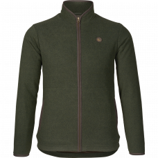 Woodcock Advanced fleece - Classic green