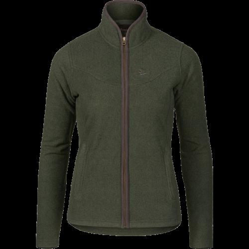 Woodcock fleece Women - Classic green