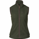 Woodcock fleece vest Women - Classic gre..