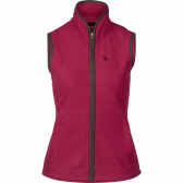 Woodcock fleece vest Women - Classic bur..
