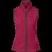 Woodcock fleece vest Women - Classic burgundy