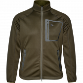 Hawker storm fleece jakke - Pine green