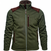 Dyna knit fleece - Forest green