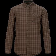 Stalk skjorte - Otter brown
