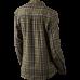 Vicka Lady skjorte - Shaded olive check