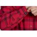 Highseat skjorte - Hunter red