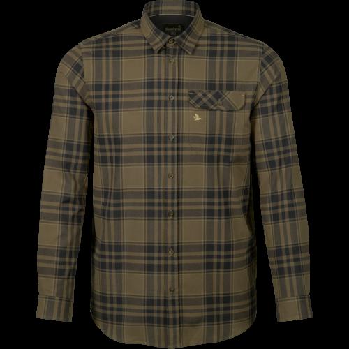 Highseat skjorte - Hunter green