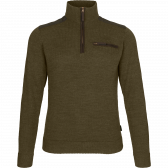 Buckthorn half zip sweater