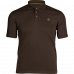 Skeet Polo t-shirt - Classic brown