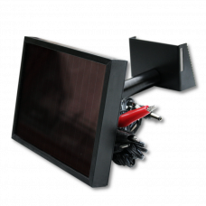 Originalt Spypoint solarpanel med stål montage – Spypoint