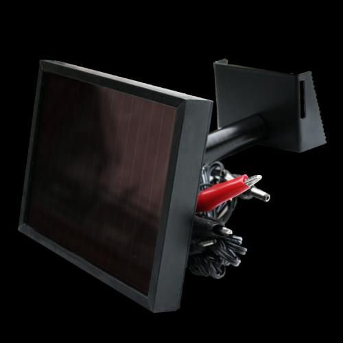 Originalt Spypoint solarpanel med stål montage