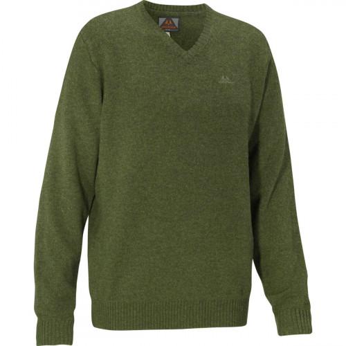 Harry M Sweater - Green Jagttøj