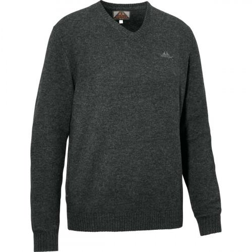Harry M Sweater - Charcoal Jagttøj